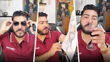 """""""Una piñatita virtual"""": El Rolis cuenta cómo festejó su cumpleaños el día de ayer"""