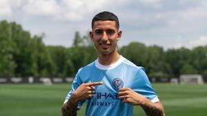 NYCFC anuncia el fichaje del volante uruguayo Santiago Rodríguez