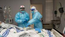 Covid-19: Preocupación en varios hospitales de EEUU por la escasez de oxígeno debido al incremento de hospitalizaciones