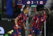 Resumen   Con golazo de Dest, Team USA remonta y tunde a Costa Rica