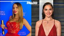 ¿Qué tienen en común Sofía Vergara, Angelina Jolie y Gal Gadot?