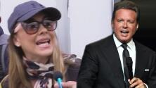 """""""Pregúntale a él"""": así reaccionó Aracely Arámbula cuando la interrogaron sobre Luis Miguel"""