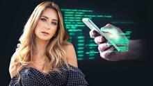 Hackean el Instagram de Geraldine Bazán y advierte de posibles fraudes en su nombre