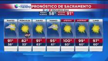 Pronóstico del tiempo - 3 de julio