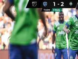 Seattle Sounders arrebata el liderato al Sporting Kansas City
