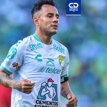 """Chapito es de nuevo baja en León: """"Nunca estuvo al cien por ciento"""""""