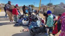Incertidumbre tras la expulsión de solicitantes de asilo de EEUU por parte de la Patrulla Fronteriza