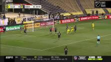 Jugada de 'fantasía' de Lucas Zelarayán termina con el primer gol de Columbus