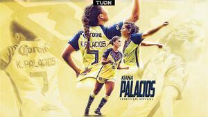 Kiana Palacios: goleadora, seleccionada, embajadora y ahora ¡Águila!