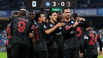 Chucky y el Napoli golean al Bologna y son los líderes de la Serie A