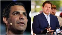 El alcalde de Miami pide al gobernador que le permita tomar medidas frente al coronavirus