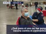 Anuncian la entrega de tarjetas de 100 dólares para que más residentes de Chicago se vacunen contra el Covid