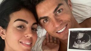 Cristiano Ronaldo y Georgina esperan gemelos