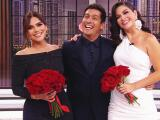 ¡Bienvenida, Karina Banda! La mexicana es la nueva presentadora de Enamorándonos