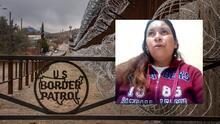 """""""Iba en busca de un mejor futuro para mis hijos y recibí fue un balazo"""": inmigrante baleada por la Patrulla Fronteriza"""