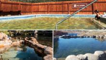 En estos lugares puedes disfrutar de un baño termal en California