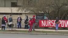 Coronavirus: Protestan por el cierre de la sala de emergencias del hospital Provident en Chicago