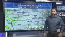 Se prevén lluvias ligeras en San Antonio