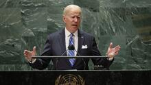"""Biden dice en la ONU que el mundo enfrenta """"una década decisiva"""""""