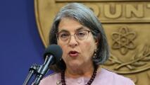 Alcaldesa de Miami-Dade recibirá la tercera dosis de la vacuna de Pfizer en el Tropical Park