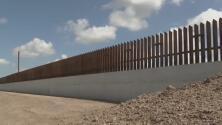 ¿Qué sucederá con las partes del muro fronterizo que quedaron a medio construir durante el gobierno de Trump?