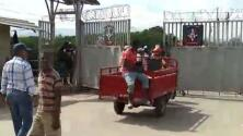 Así es la convivencia en la frontera entre República Dominicana y Haití