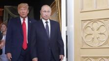 """Trump asegura que: """"Llevarse bien con Rusia es algo bueno, no es algo malo"""""""