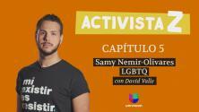 Samy Nemir-Olivares, el puertorriqueño que cambió su vida para luchar por los derechos LBGTQ