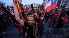 Histórico referéndum en Chile: 80% aprueba cambiar la constitución que data de la dictadura militar de Pinochet
