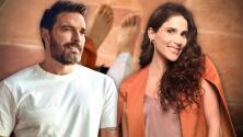 """""""El tuyo parece empanada"""": Julián Gil se burla de los pies de Eva Cedeño y la actriz no se queda callada"""