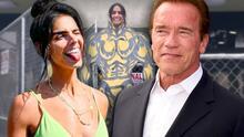 Bárbara de Regil se llevó una gran sorpresa al saber que va al mismo gimnasio que Arnold Schwarzenegger