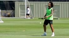 El Madrid no tendrá a Hazard y Casemiro pero sí a Marcelo ante Atalanta