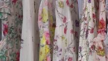 Colores pasteles y estampados vintage, las tendencias de moda y estilo para la primavera