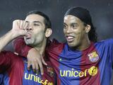 La emotiva felicitación de Rafa Márquez a Ronaldinho