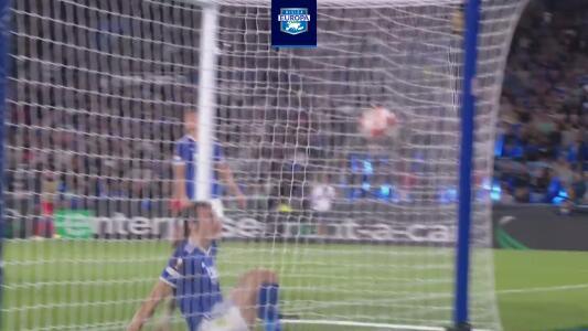 ¡Top 5 de goles y un craso error! Lo mejor de la J1 de la Europa League