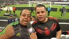 Destápate: Los afición mexicana reaccionó con bronca tras el empate ante Honduras