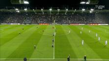 Resumen del partido SK Puntigamer Sturm Graz vs Real Sociedad