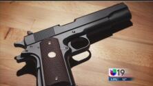 En aumento muertes de niños por armas de fuego