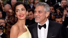 George Clooney habla por primera vez sobre cómo su esposa Amal le robó el corazón