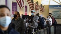 Autoridades en Los Ángeles piden a quienes viajaron por Acción de Gracias ponerse en cuarentena preventiva