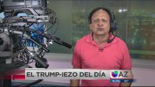 El Trump-iezo del día: siguen los dimes y diretes con el gobierno de México