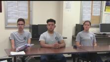 Grupo de cadetes representará a Houston en importante competencia policiaca