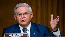 Senador Bob Menéndez habla sobre las opciones discutidas para apoyar a Cuba tras protestas