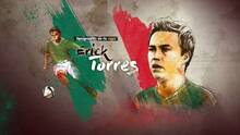 Erick Torres Gold Cup Soccer Player