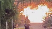 Esto es lo que podrías necesitar para evacuar en caso de riesgo de incendio en tu vecindario