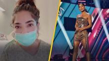"""""""Los doctores no encuentran la razón"""": Alejandra Espinoza habla de su estado de salud desde el hospital"""