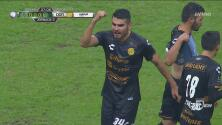 ¡Vaya gol de Dorados! Zapatazo de José García Collazo para que el Gran Pez descuente el marcador