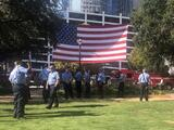 Houston rinde emotivo homenaje a las víctimas del 11 de septiembre de 2001