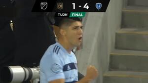 ¡Puligoool! Alan comanda goleada al LAFC de Carlos Vela