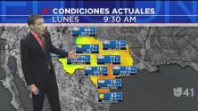 San Antonio arranca la semana de Labor Day con lluvia